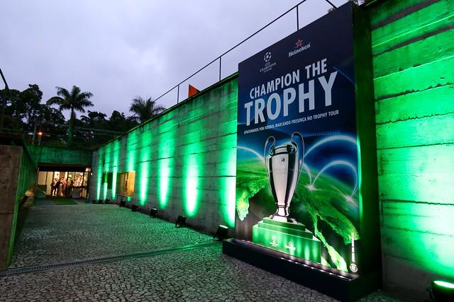 Heineken Champion the Trophy