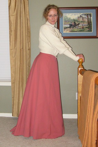 1900s Sports Clothes - Side (2)