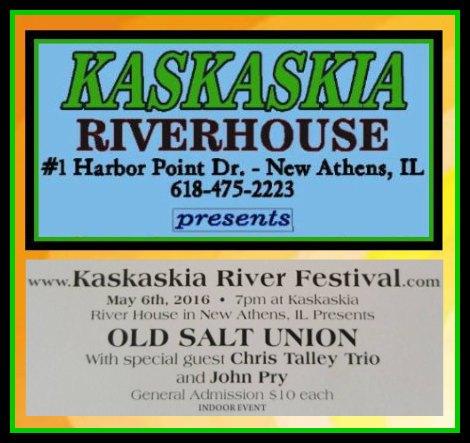 Kaskaskia Riverhouse 5-6-16