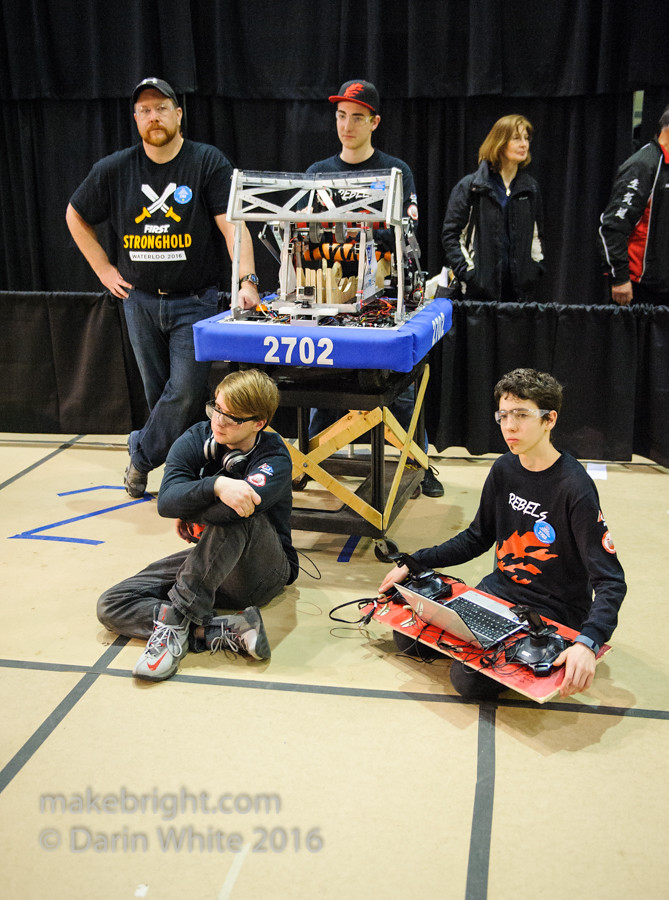 FIRST Robotics Regionals - UW - April 2016 491