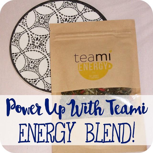 Teami Energy Blend