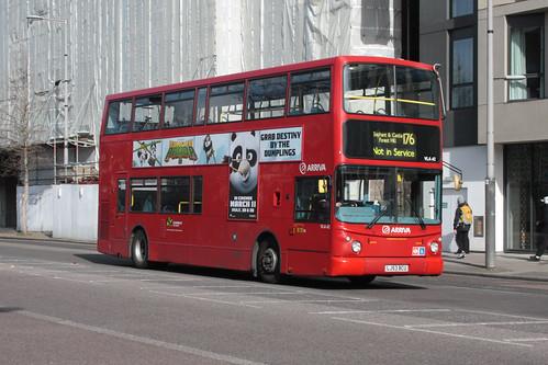 Arriva London South VLA42 LJ53BCU