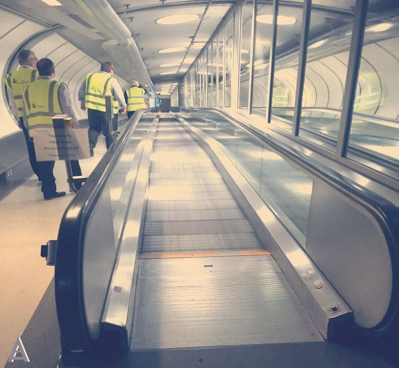 airport escalator for sale