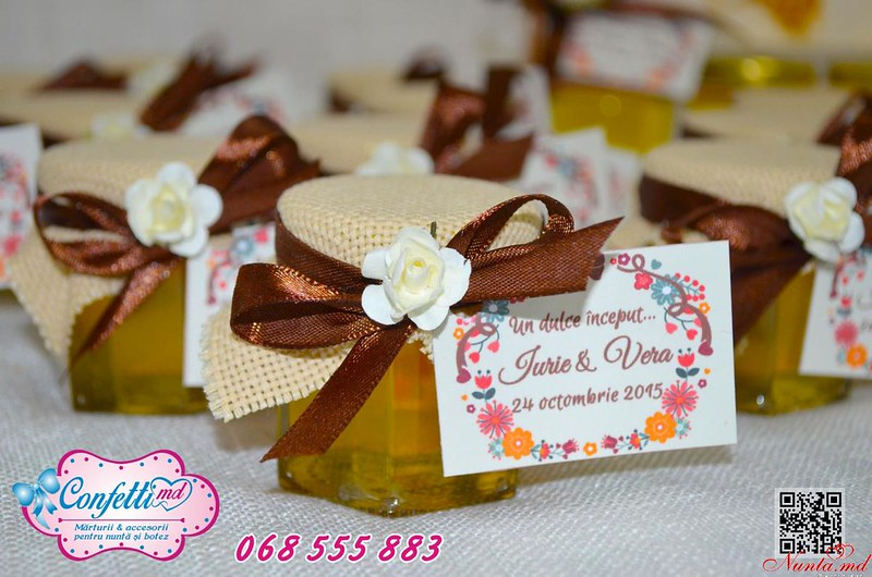 Borcănaşele cu miere - amintirea dulce de la evenimentul dvs! > Foto din galeria `Principala`