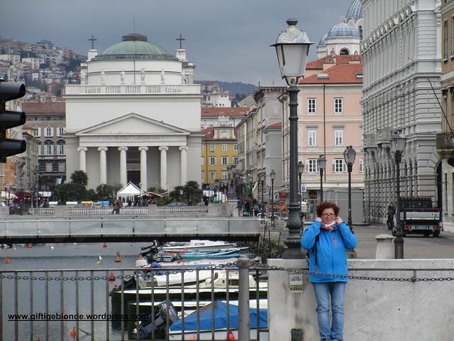 Sina am Canale Grande, Trieste