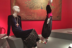 De Young Museum - Oscar de la Renta Tunic and Pants