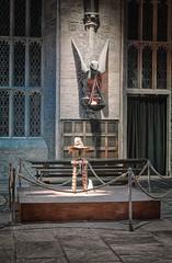 Harry Potter tour, Warner Bros Studios, Leavesden, London, UK