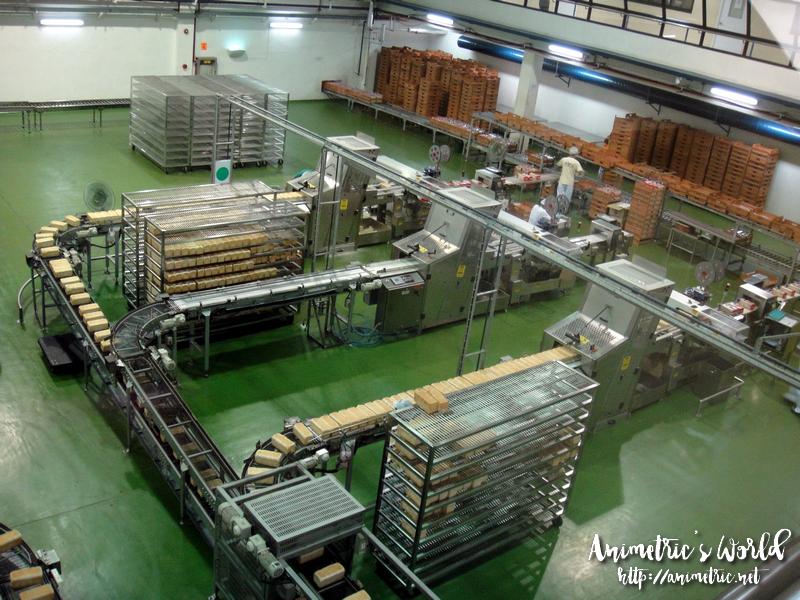 Gardenia Factory Tour