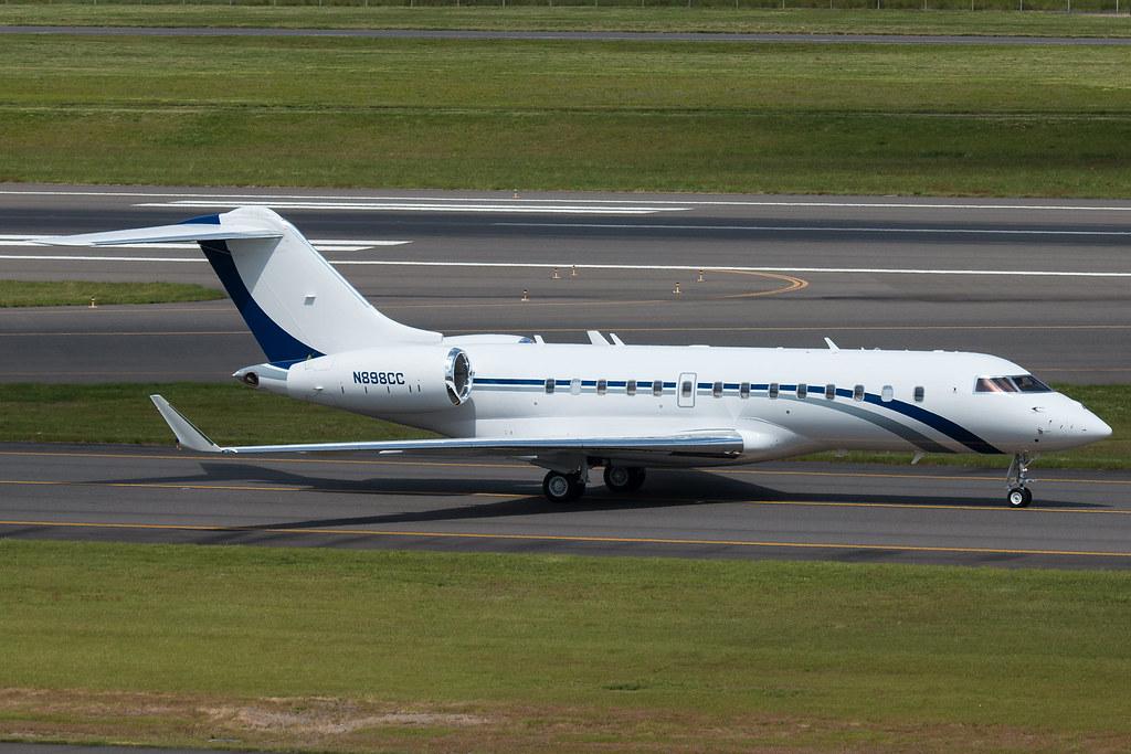 N898CC - GL5T - Gama Aviation (USA)
