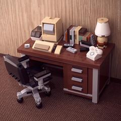 My Old Desktop: Byte Edition