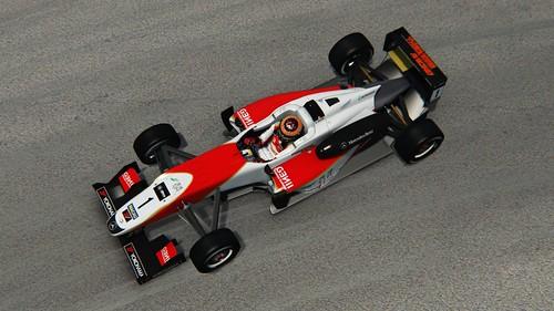 Dallara F312 - Ocon - Theodore Racing - Macau F3 GP 2014 - Assetto Corsa