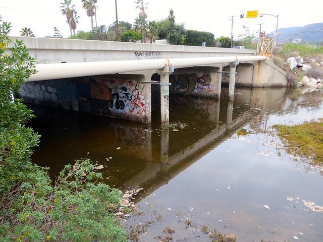 trancas creek wakes up