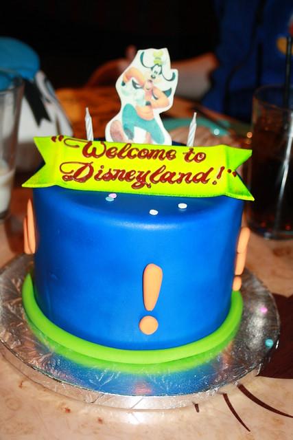 We Should Start A Disneyland Cake Thread