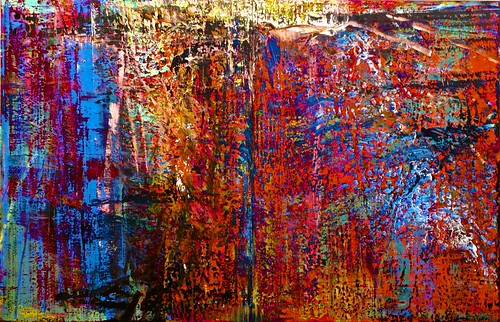 Abstraktes Bild (Nº 635) (1987) - Gerhard Richter (1932)