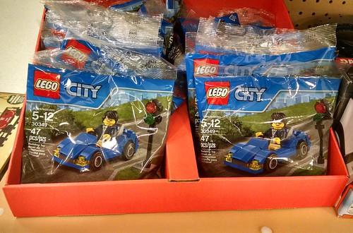 LEGO City 30349