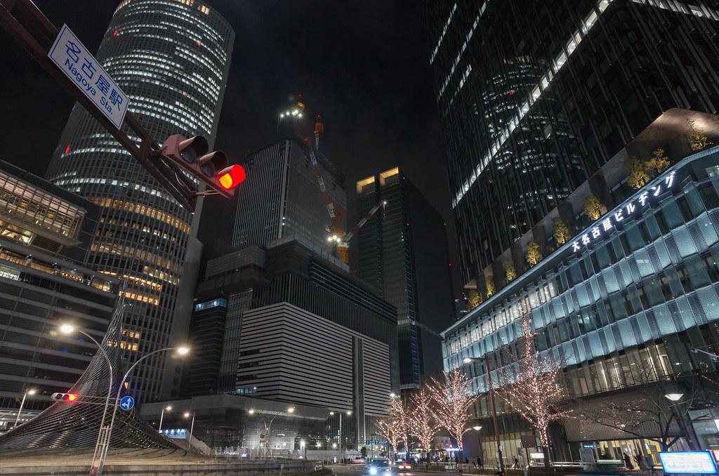 名古屋「魅力のある街」へ変貌を願う