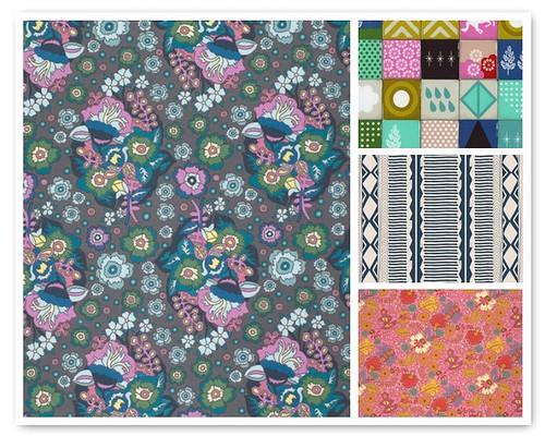 Personal Favorites at Pink Door Fabrics