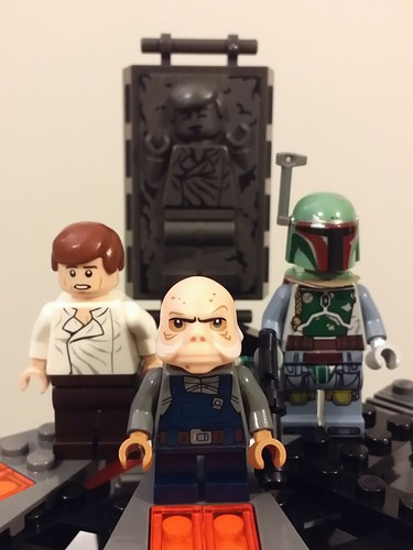 LEGO 2016 Star Wars - Carbonite Freezing Chamber