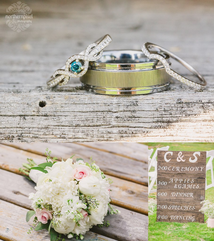 Francois Lake Wedding Details