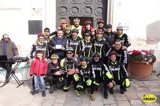 I bikers e l'assessore Altieri