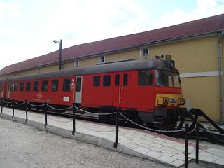 Węgierskie Muzuem Kolei w Budapeszcie - Hungarian Railway Museum Budapest