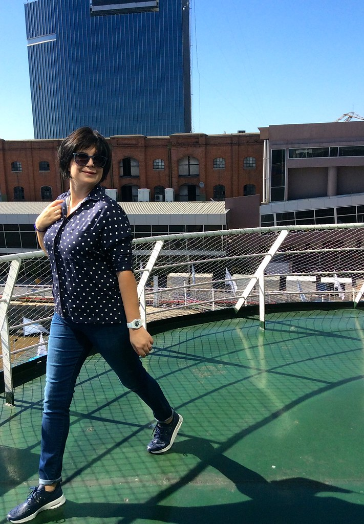 Outfit of the Day - Viaje en Barco