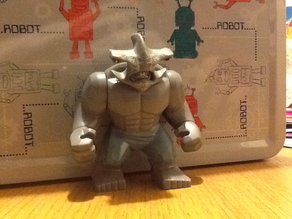 Custom King Shark.