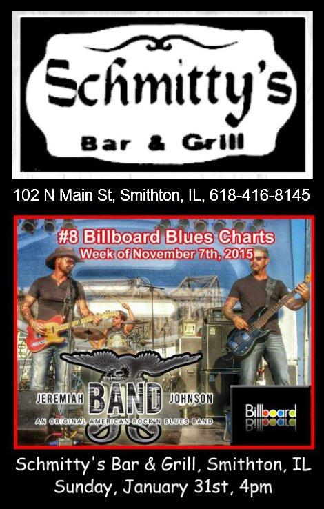 Schmitty's Bar & Grill 1-31-16