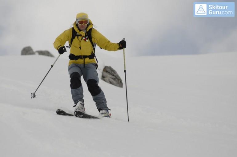 Lyže na skialp a skitouring pro zimu 16/17