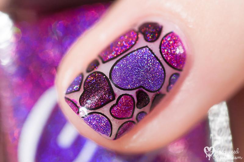 Holo hearts