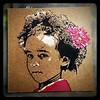 ' Mayra ' - new stencil by KrieBeL