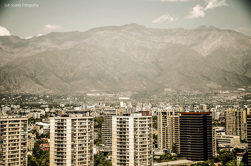 Santiago del Chile from life of Francisco Coloane