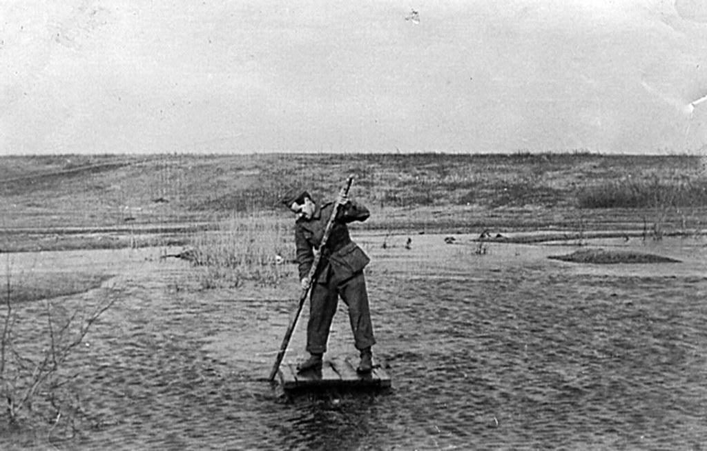 Domingo Rodríguez Romera DIVISION AZUL albaceteños frente ruso 1942