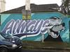 Always graffiti, Newtown, Sydney