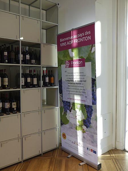 vins AOP Fronton
