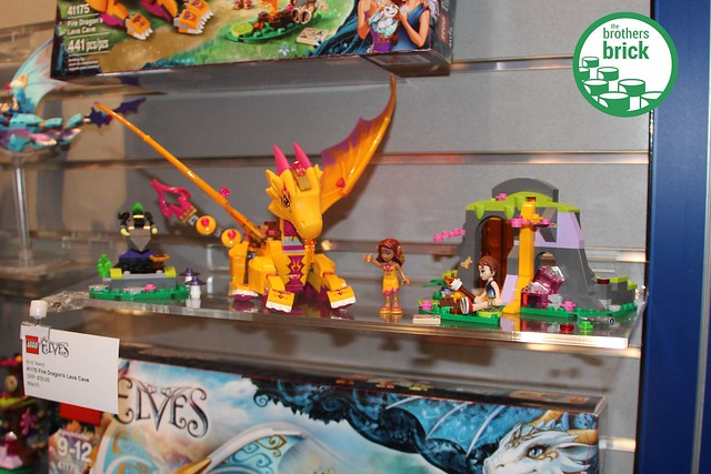 lego elves dragon instructions
