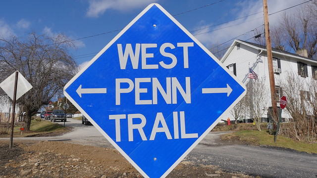 WDOT West Penn Trail 2.05.2016