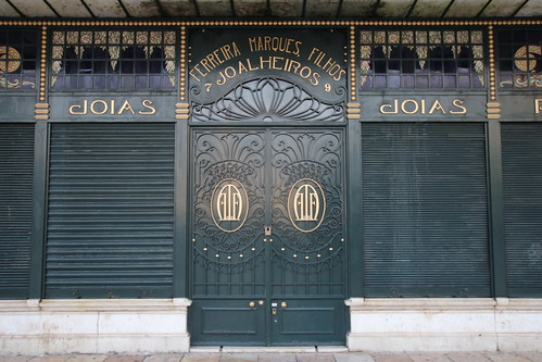 リスボンの街 ファサードあれこれ