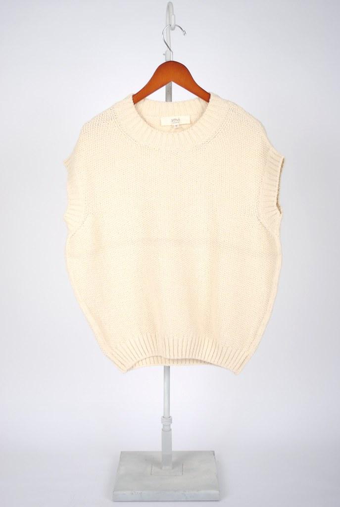 Etoile Short-Sleeve Sweater