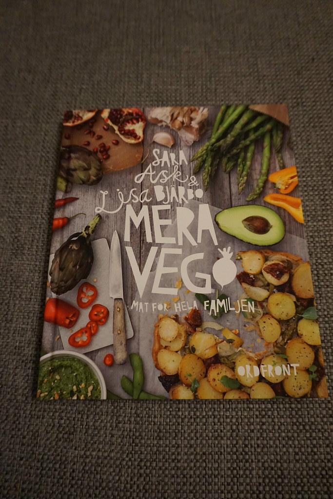 Mera Vego (Mat för hela familjen)- Sara Ask och Lisa Bjärbo