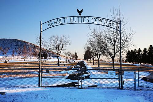 Bennett Butte Cemetery