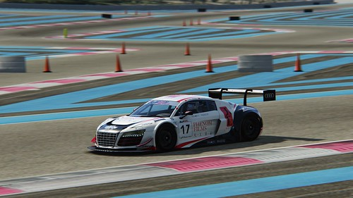 Audi R8 LMS - Absolute Racing - Abu Dhabi Gulf 12 hours 2014 - Assetto Corsa (2)