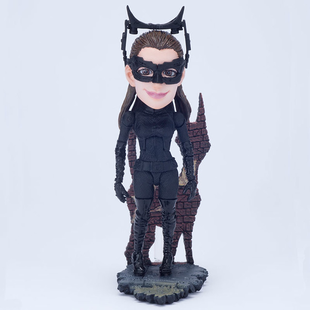 TOYS ROCKA!《蝙蝠俠:黑暗騎士》貓女/蝙蝠機車 精彩登場!