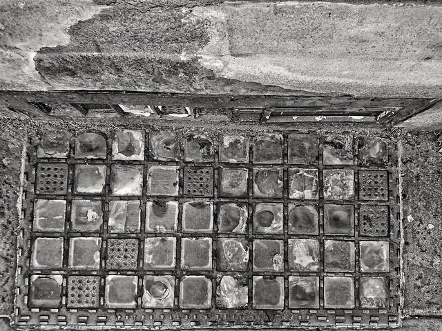 Industrial mosaics