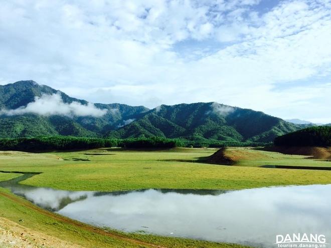 Hồ Hoà Trung – Liên Chiểu