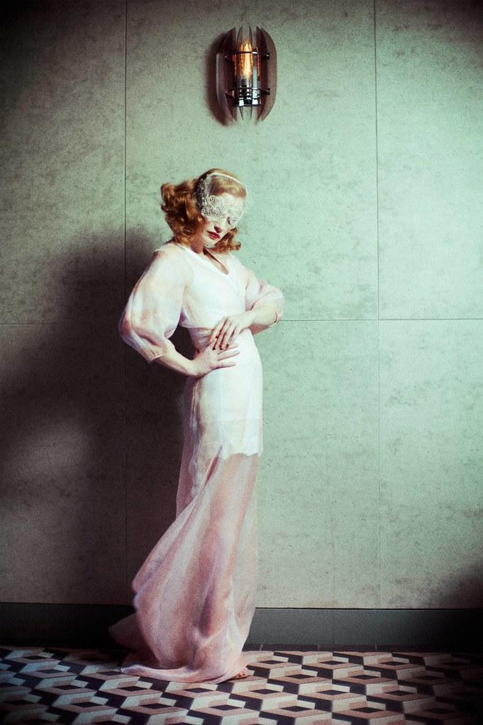Джессика Честейн — Фотосессия для «Flaunt» 2016 – 7