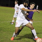 WHS Varsity Mens Soccer vs RVHS 4-8-2016
