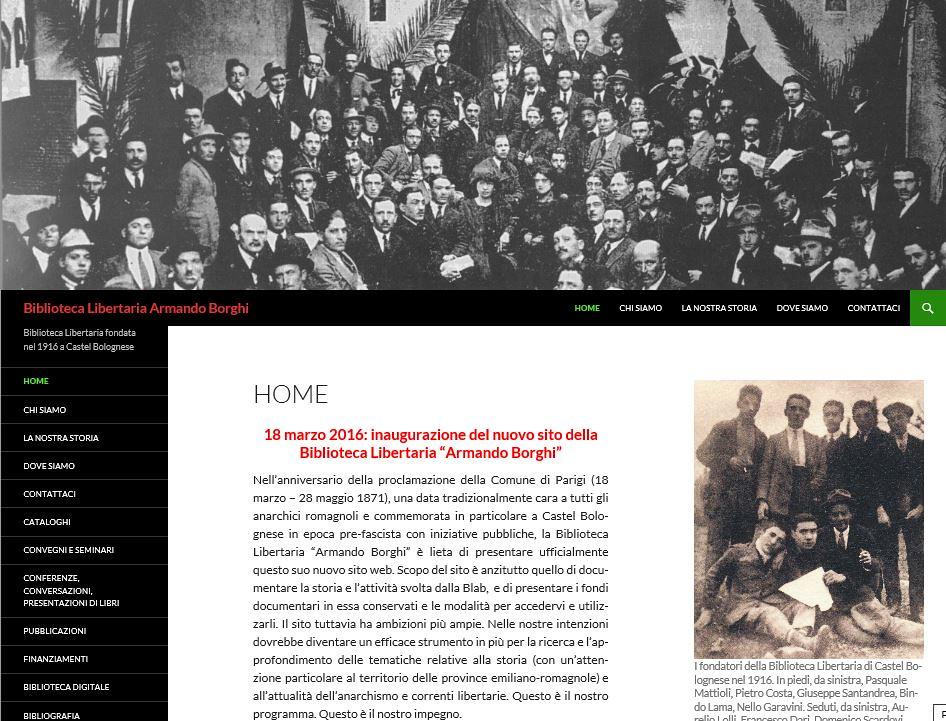 """La videoregistrazione del Convegno """"Educazione e Libertà"""" è disponibile sul sito della Biblioteca """"Armando Borghi"""""""