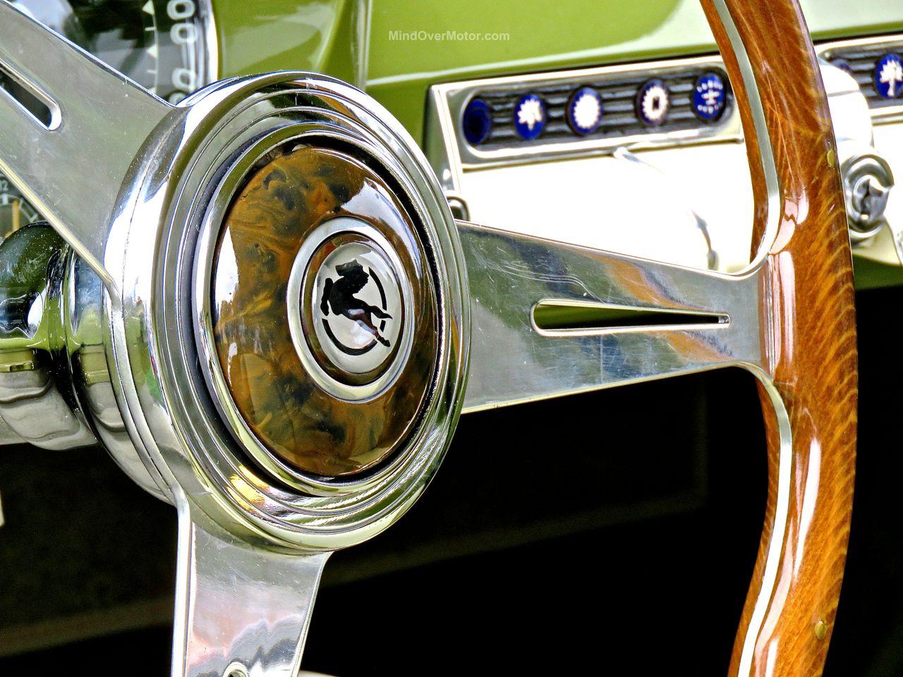 1952 Pegaso Z-102 Cupula Coupe Amelia Island 4