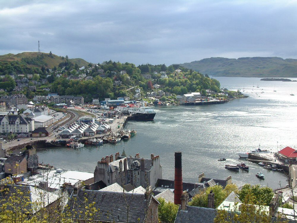 Hotels In Oban Uk